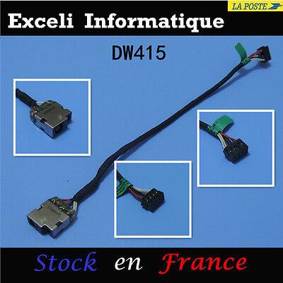 Neu Original Dc Power Klinke Plug in Kabel für hp Pavillion 15-e047sa Computer P