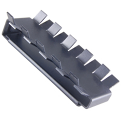 NTE Electronics NTE448G Clip-on Heat Sink For 40 Pin DIP Typ