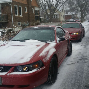 1999 Ford Mustang base Coupe (2 door)