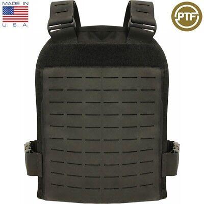 Force One Tron ASR Rifle Plate Carrier Matrix BLACK