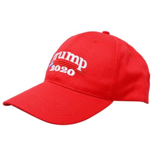 10x Donald TRUMP  MAGA Make America Great Again Hat Election Cap Black & Red 14