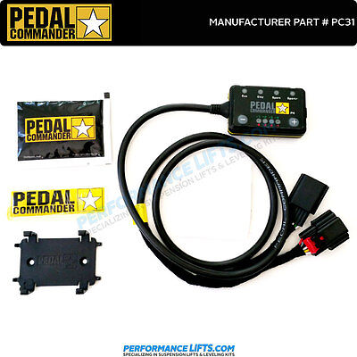 Pedal Commander Throttle Response Controller fits 2009+ Ram Trucks # PC31