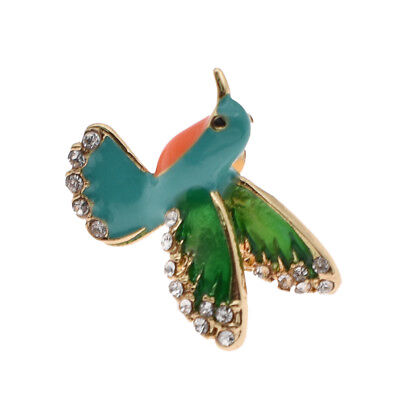 Hummingbird Earrings Cute Flying Bird  Insect Ear Studs Women Jewelry Fashion