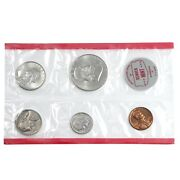 1963 US Mint Uncirculated Set
