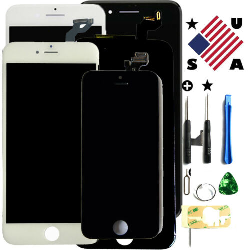 For iPhone 6 6s 7 8 Plus X Xs Lcd Display Digitizer Complete Screen Replacement
