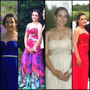 Prom dresses for sale!!