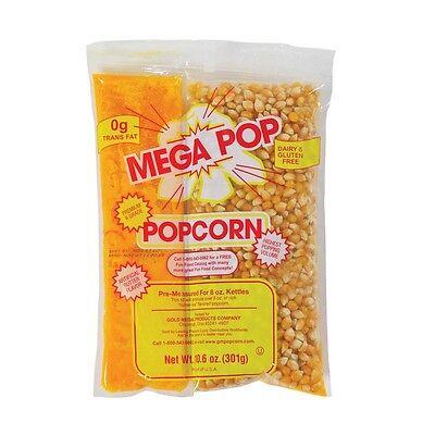Megapop Popcorn 8 Oz Kit 36case