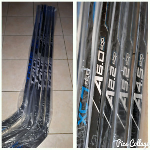 TRUE Hockey Sticks (Senior and Junior)