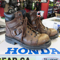 Harley Davidson Ladies Leather Motorcycle Boots RE-GEAR Oshawa Oshawa / Durham Region Toronto (GTA) Preview