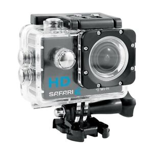Safari 1080p 60fps Action Camera *VIRTUALLY BRAND NEW*