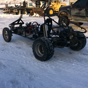 DUNE BUGGY WITH 1800CC VOLKWAGON ENGINE ONLY $2750