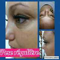 Extension de cils professionnels