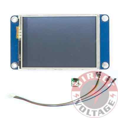Nextion Nx3224t024 - Generic 2.4 Tft Lcd Touch Display
