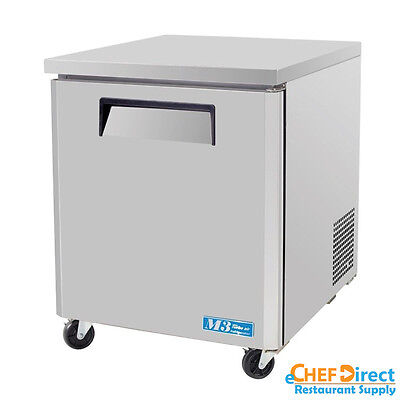 Turbo Air Muf-28-n 28 Single Door Undercounter Freezer