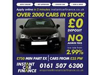 Seat Ibiza Toca Hatchback 1.4 Manual Petrol LOW RATE FINANCE AVAILABLE CAR FINAN