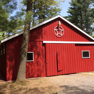 BARN RENOVATIONS AND PAINTING 45 YRS EXP. Belleville Belleville Area image 1