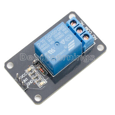 5v One 1 Channel Relay Module Board Shield For Pic Avr Dsp Arm Mcu Arduino