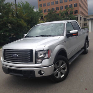 2011 Ford F-150 SuperCrew FX4 Pickup Truck (MUST SEE)