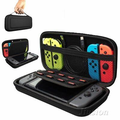 Für Nintendo Switch Tasche Bag EVA Hülle Schutzhülle Travel Case Beschützer