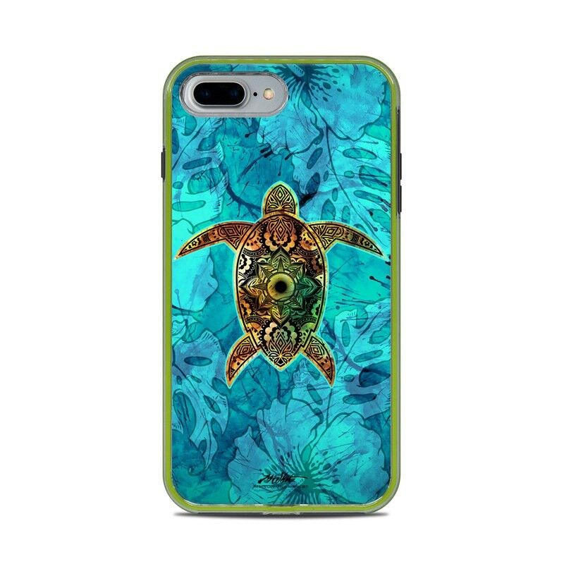 Skin for LifeProof SLAM iPhone 7Plus/8Plus - Sacred Honu - Sticker Decal
