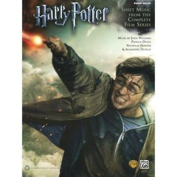 Alfreds Music Publishing - Harry Potter - The Complete...