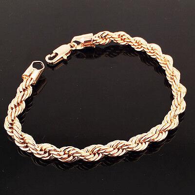 fashion mens wrist 24k gold plated titanium chain link lot