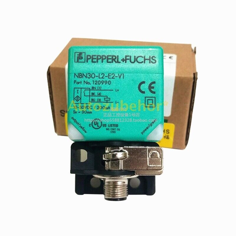 For Pepperl+Fuchs NBN30-L2-E2-V1 inductive proximity switch sensor