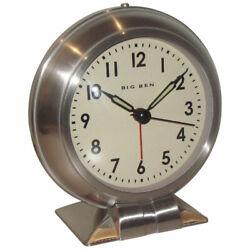 Big Ben Quartz Alarm Clock, by Westclox, (Westclox 1952  Classic Alarm Clock, M)