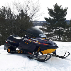Sled to trade for dirt bike