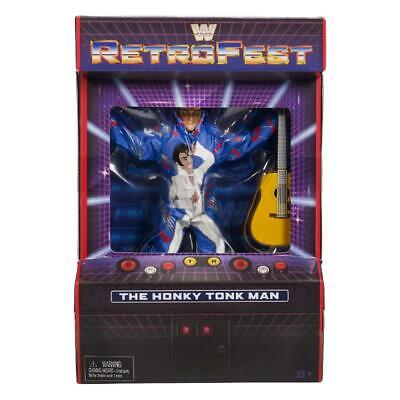 "WWE RETROFEST THE HONKY TONK MAN EXCLUSIVE 6"" ACTION FIGURE"