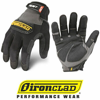 Ironclad Industrial Work Gloves Hug Heavy Duty Work Gloves - Select Size