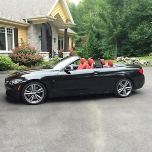 2014 BMW 4-Series 435i M package Cabriolet