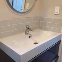 Trusted Tile Contractor / Tile Installer
