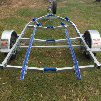 Swiftco 5 Metre Boat Trailer Skid Type Molendinar Gold Coast City Preview