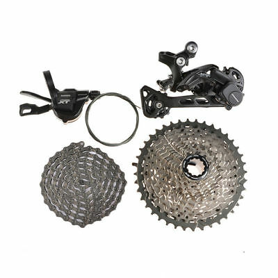 SHIMANO Deore XT M8000 Groupset Drivetrain Group 11-speed Derailleur New Set