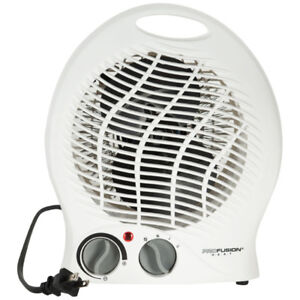 PROFUSION Forced Air Space Heater - 3 settings  - Like New