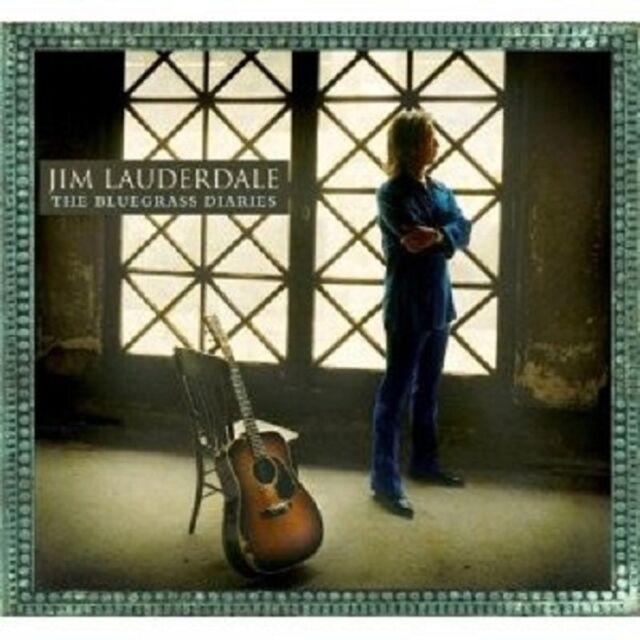 Jim Lauderdale - The Bluegrass Diaries  CD BLUES COUNTRY ROCK Neuware