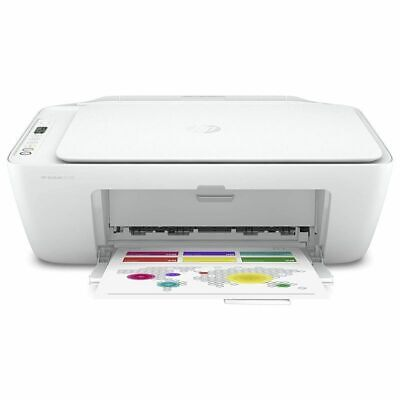 Impresora HP Deskjet 2720 Multifuncion Color Wifi con cartuchos HP 305 incluidos