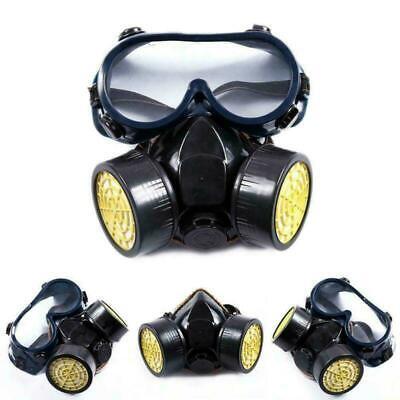 Atemschutzmaske Gasmaske Vollmaske ABC Maske Schutzmaske Staubmaske Gläser