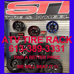 STI TIRES & WHEELS Canada at ATV TIRE RACK for Lowest prices