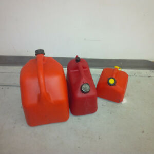 3 Old Gas Cans $20 OBO Take all Three