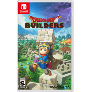Dragon Quest Builder switch comme neuf !
