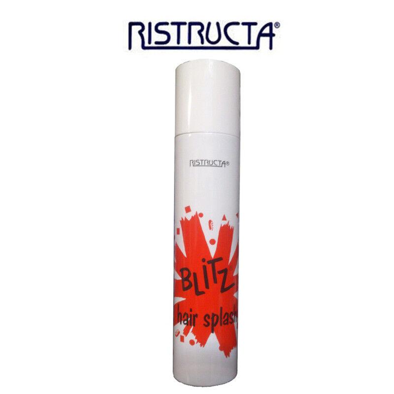 Ristructa Lacca Blitz Professionale Hair Splash Ecologica per Capelli Fissaggio