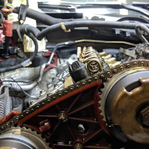 OEM Approved timing chain repairs for less.