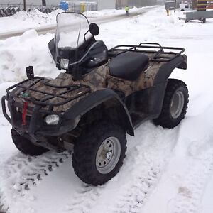 SELECTION OF USED ATVS