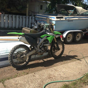 Excellent dirt bike for sale!
