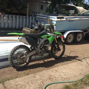 Excellent dirt bike for sale!