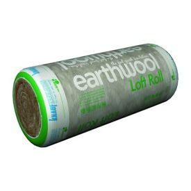 Knauf Earthwool Loft Roll 44 Combi Cut
