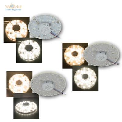 LED Modul Umbau Set Deckenleuchte Deckenlampe Rundlampe Ringlampe Plafondlampe
