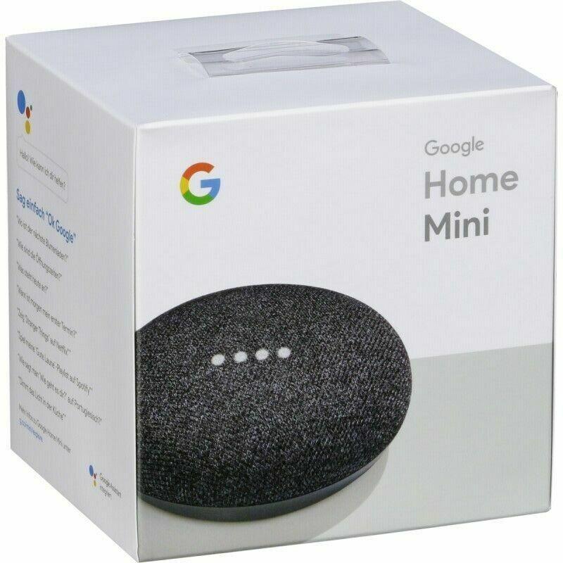 Google Home Smart Speaker Assistant NEU